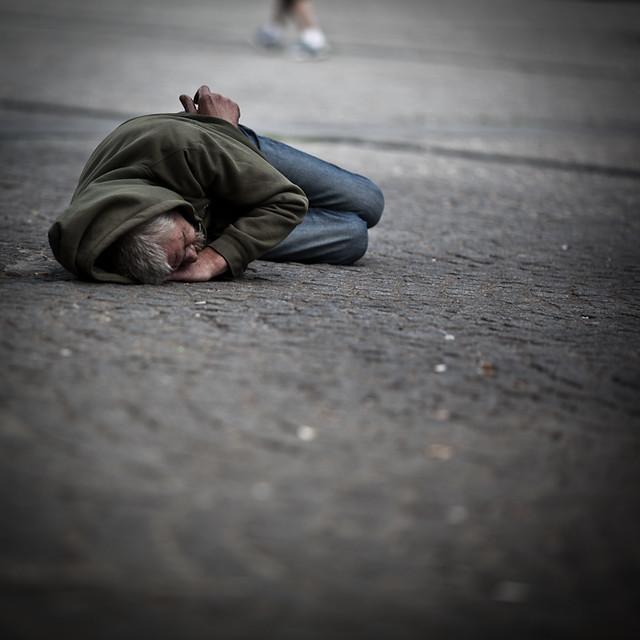 Now I Lay Me Down To Sleep, Please World Don't Hurt Me…
